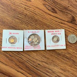 Tiny Collectors Item Coins